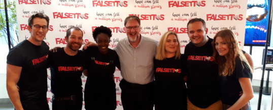 Falsettos launch – The Other Palace, August 19th 2019