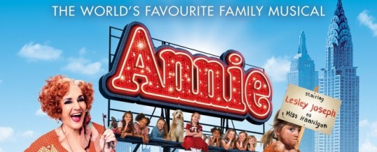 Annie (Theatre Royal, Brighton)