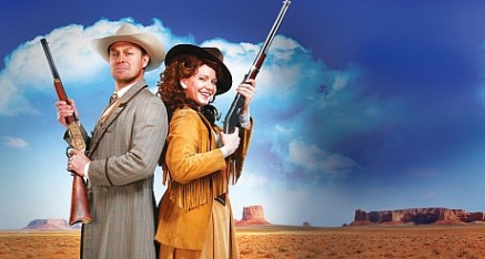 Annie Get Your Gun (Theatre Royal, Brighton, until Saturday August 30th)