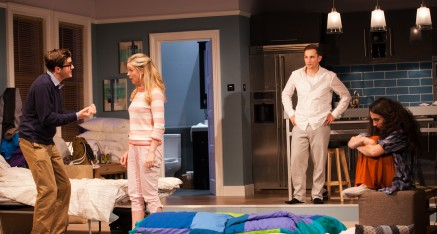 Bad Jews (Theatre Royal, Brighton)