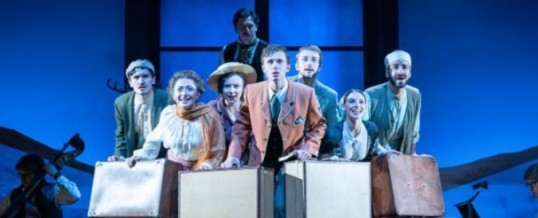 Broken Wings (Theatre Royal, Haymarket)