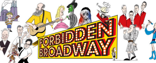 Forbidden Broadway (Menier Chocolate Factory Theatre)