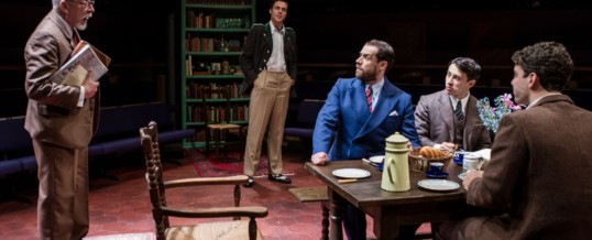 French Without Tears (Orange Tree Theatre, Richmond)