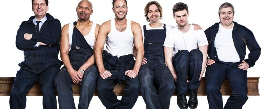 The Full Monty (Theatre Royal, Brighton, until Saturday, December 13th)