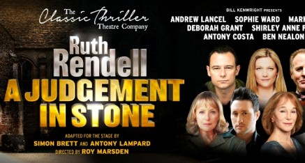 A Judgement in Stone (Richmond Theatre)