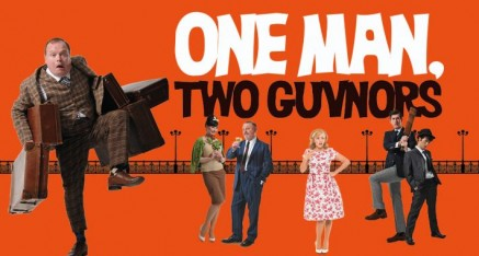 One Man, Two Guvnors (Theatre Royal, Brighton, until Sunday, January 4th)