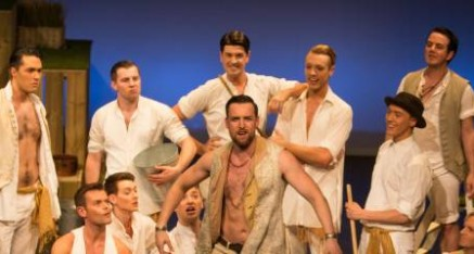 Sasha Regan's All Male The Pirates of Penzance
