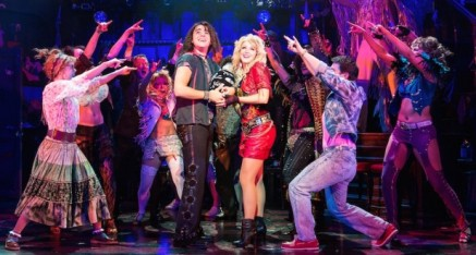 Rock of Ages (Theatre Royal, Brighton, until Saturday, August 16th)