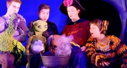 Room on the Broom (Lyric Theatre, Shaftesbury Avenue)