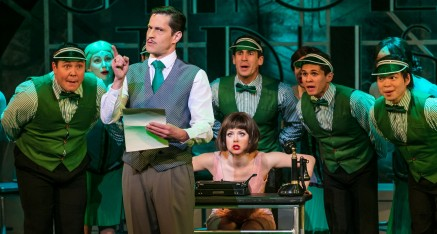 Thoroughly Modern Millie (Theatre Royal, Brighton)