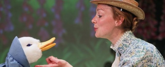 Where Is Peter Rabbit? (Theatre Royal, Haymarket)