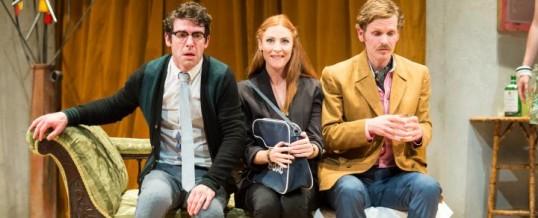 Miss Julie Black Comedy (Minerva Theatre, Chichester, until August 9th)