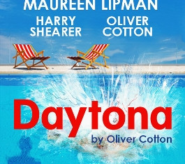 Daytona (Theatre Royal, Brighton, Monday 8th – Saturday 13th September)