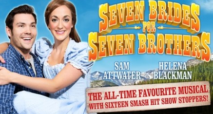 Seven Brides for Seven Brothers (Theatre Royal, Brighton, until Saturday, April 12th)