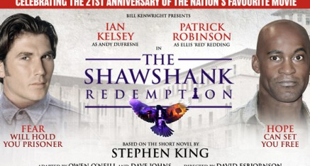 The Shawshank Redemption (Theatre Royal, Brighton)