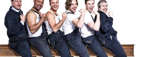 The Full Monty (Theatre Royal, Brighton)